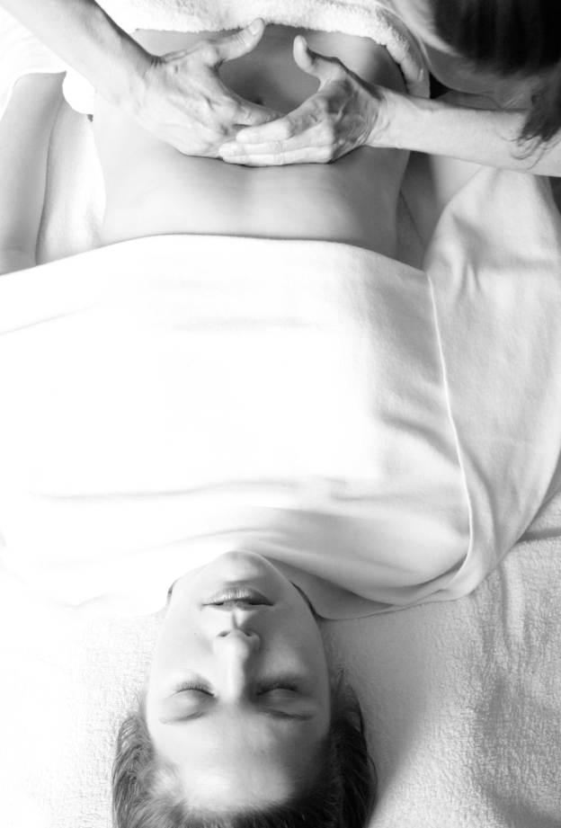 Séance de Chi Nei Tsang, massage taoïste du ventre